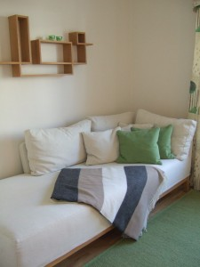 Soffa och soffbord från Fogia