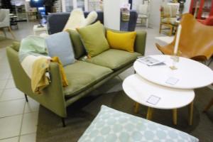 Tiki-soffan från Fogia - även 3-sits och fåtölj