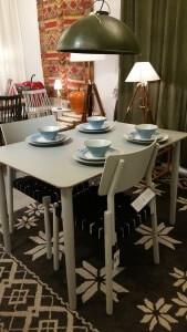 Flex matbord från Hans K, 120x80cm. Nu 3.430. Op 4.900.